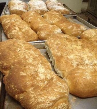 El pan de la casa